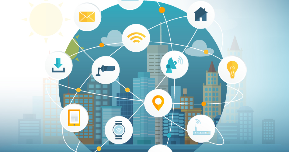 How AI & IOT are Transforming Cities into Smart Cities