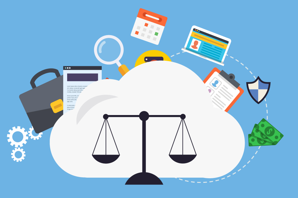 The Future of Law Firms is in the Cloud