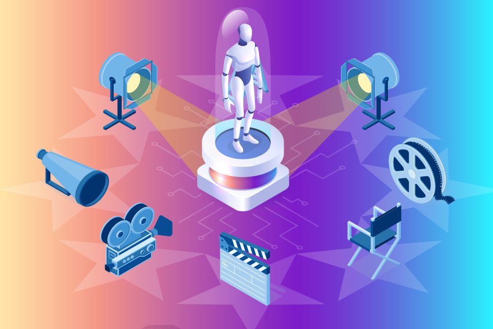 How-AI-is-transforming-the-Entertainment-Industry