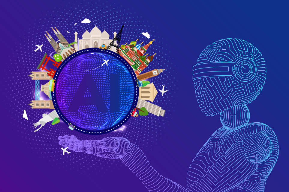 How AI & Machine Learning are transforming the Travel & Tourism Industry