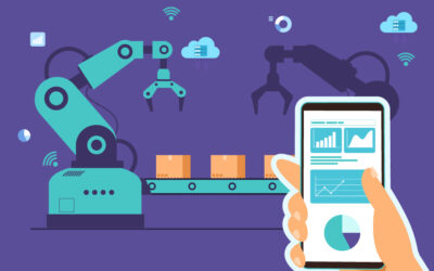 How Mobile Apps are Impacting the Manufacturing Sector