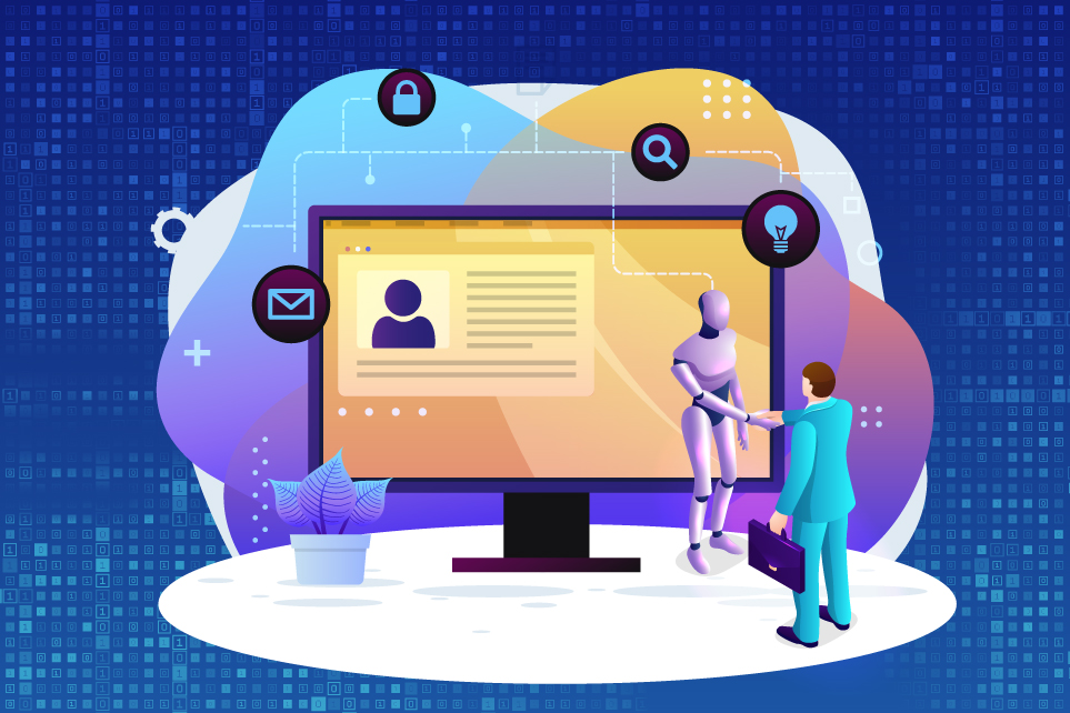 Impact of Artificial Intelligence on Human Resource Management